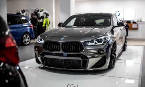 [BMW] X2 – Tuning von Maxklusiv mit Airride