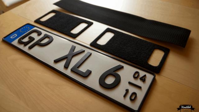 3D-Kennzeichen Easy Fix GP-XL6_1