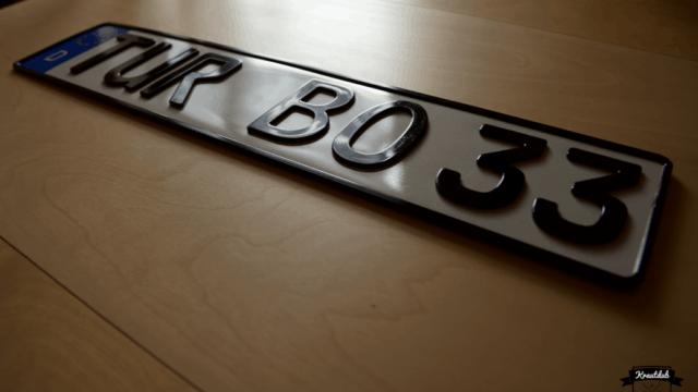 3D-Kennzeichen TUR-BO33_2