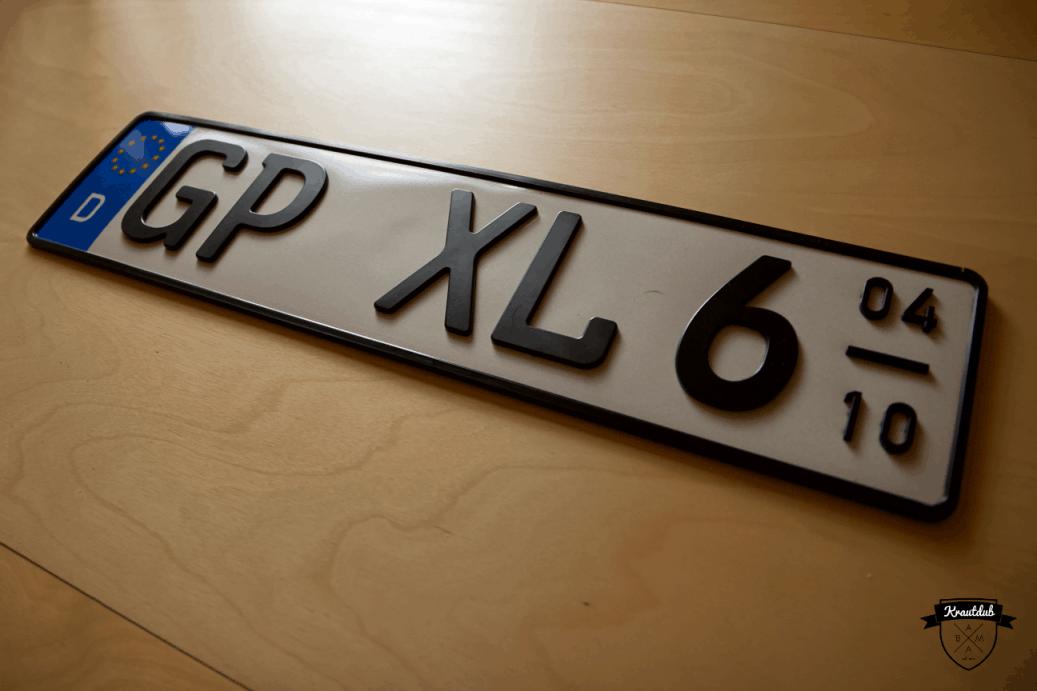 3D Sport XS Saisonennzeichen