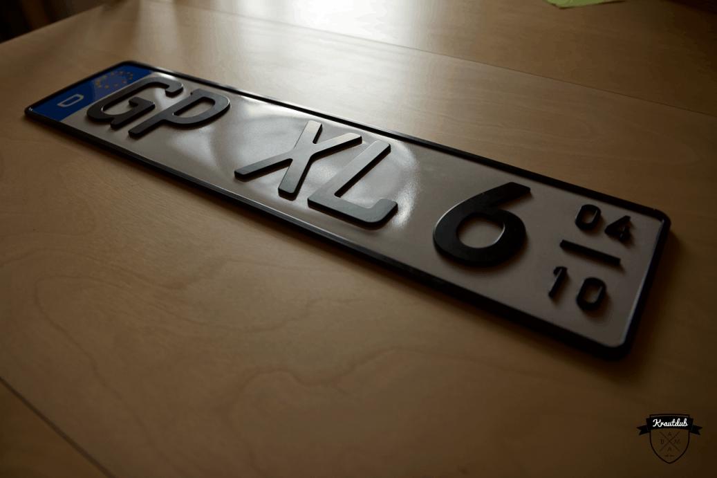 3D Sport XS Saisonkennzeichen