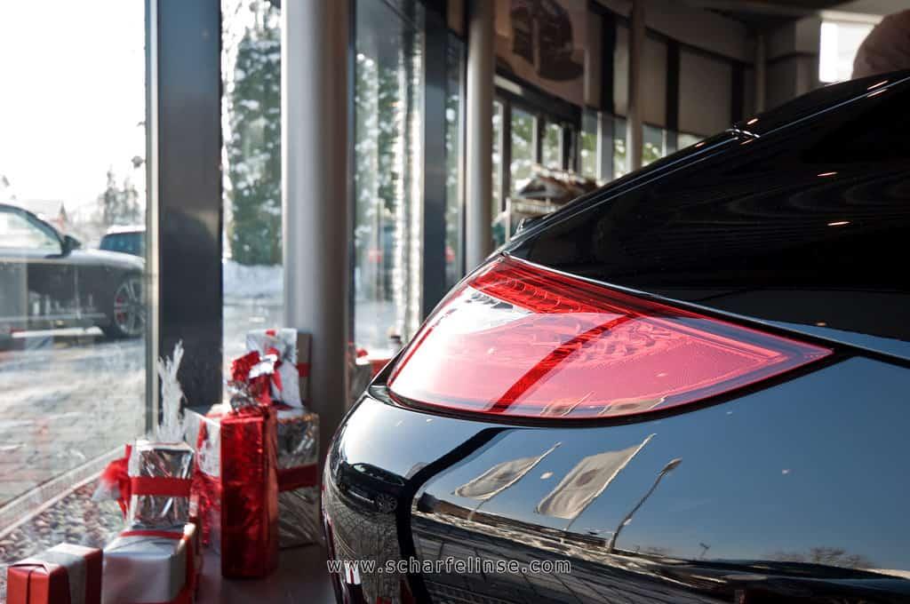 Porsche - Weihnachtsgeschenke - Foto: @Scharfelinse www.flickr.com/photos/scharfelinse/