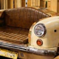 Lifestyle - Auto Möbelstück - Sofa