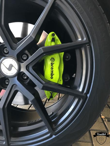 Review Foliatec Bremssattel Lack Bring Farbe An Dein Auto