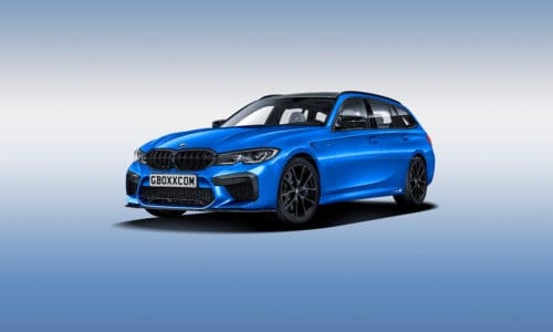 [BMW] M3 Touring G81 Rendering