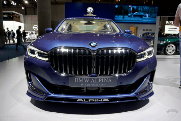 Alpina B7 Langversion Allrad