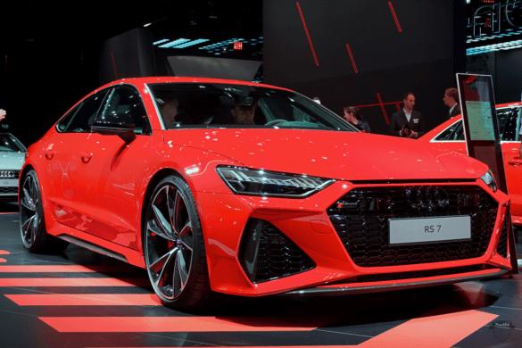 Audi RS7 C8 Front Exterior / Außenansicht