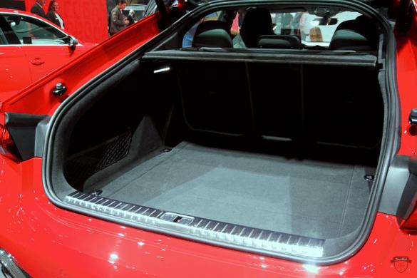 Audi RS7 C8 Innenraum / Interior - Kofferraum & Ladevolumen
