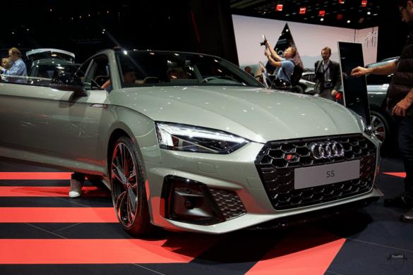 Audi S5 Front Exterior / Außenansicht