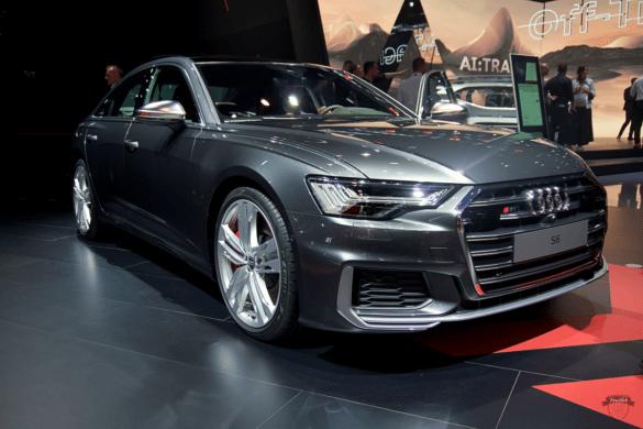Audi S6 Front Exterior / Außenansicht