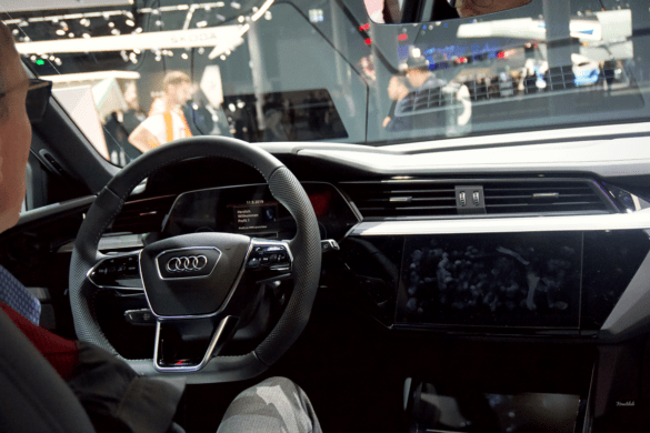 Audi e-tron 55 Quattro Innenraum / Interior