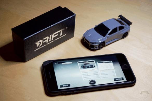 DR!FT V8 Racer Sport mit iPhone App