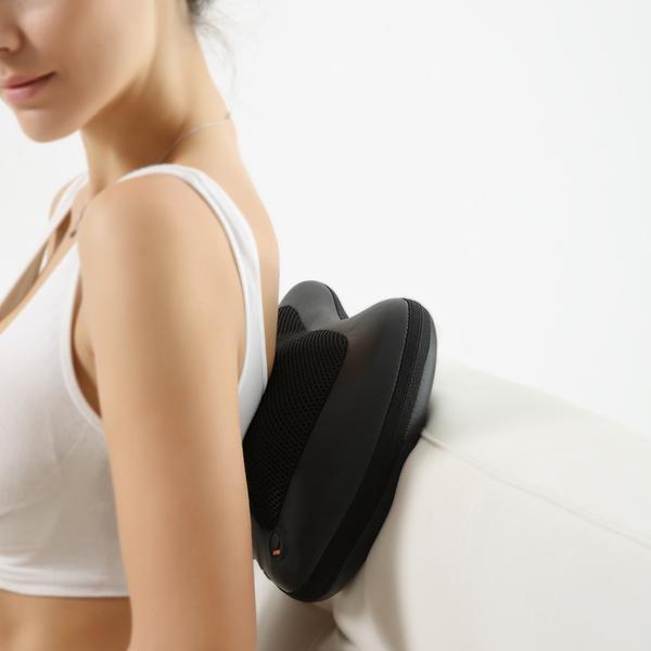 NAIPO Rücken- und Nackenmassagekissen